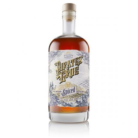 Pirate's Grog Spiced Cutout