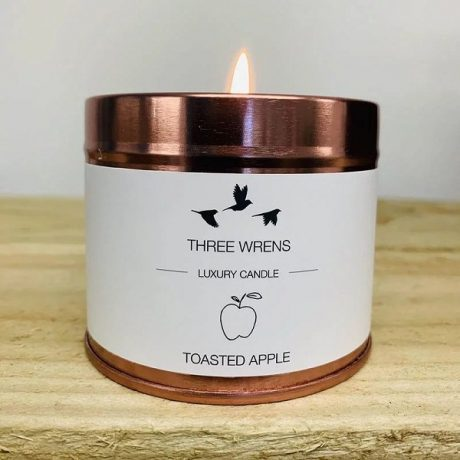 Toasted Apple Candle