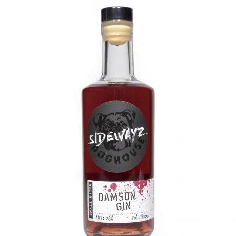 Sidewayz Damson Gin